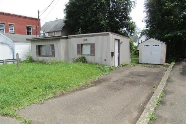 1114 E 2nd Street, Jamestown, NY 14701 (MLS #R1209615) :: Robert PiazzaPalotto Sold Team