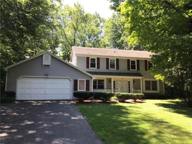 728 Hightower Way, Webster, NY 14580 (MLS #R1209843) :: The Rich McCarron Team