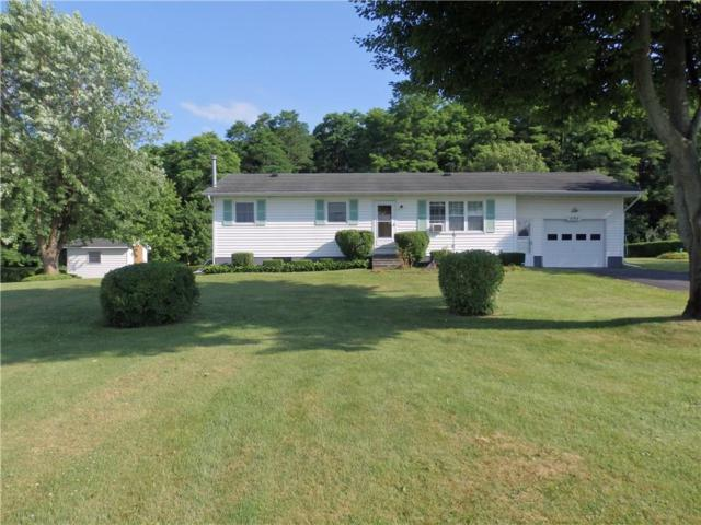 1498 Marshall Road, Fayette, NY 13165 (MLS #R1209866) :: Robert PiazzaPalotto Sold Team