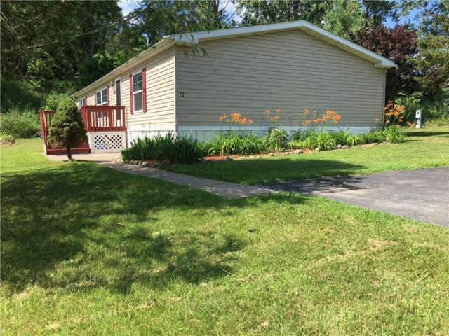 72 Center Lane, West Bloomfield, NY 14469 (MLS #R1210103) :: MyTown Realty