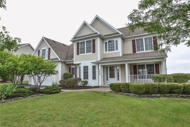 6689 Camden Hill Drive, Victor, NY 14564 (MLS #R1210123) :: The Glenn Advantage Team at Howard Hanna Real Estate Services
