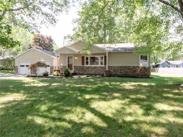 813 Dewitt Road, Webster, NY 14580 (MLS #R1210385) :: Robert PiazzaPalotto Sold Team