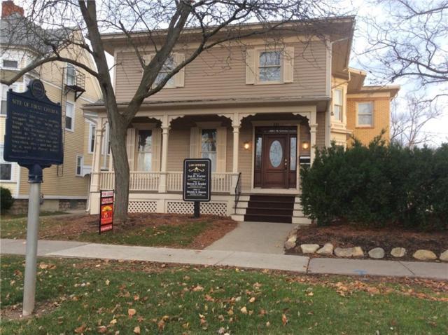 131 Main Street, Geneseo, NY 14454 (MLS #R1210539) :: Robert PiazzaPalotto Sold Team