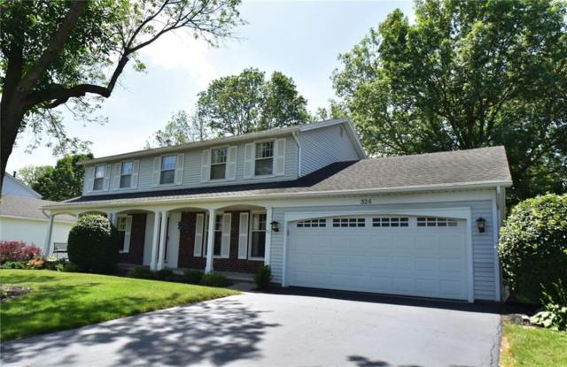 324 Northwood Drive, Greece, NY 14612 (MLS #R1210793) :: Robert PiazzaPalotto Sold Team