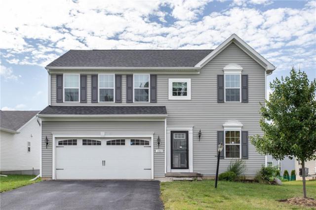 100 Coneflower Drive, Henrietta, NY 14586 (MLS #R1210845) :: Robert PiazzaPalotto Sold Team
