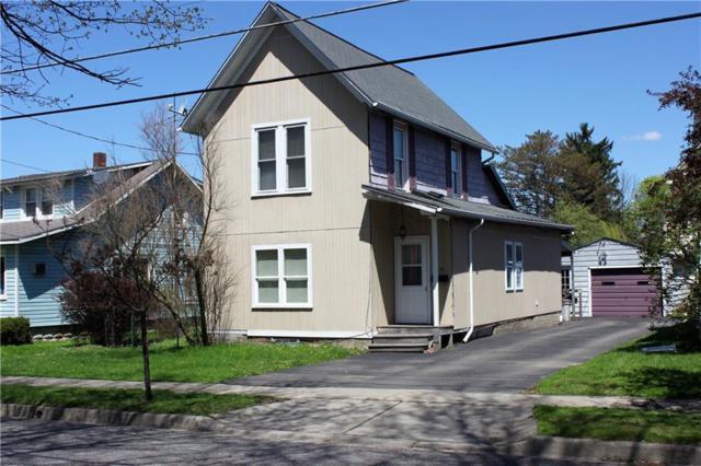 214 Hazeltine Avenue, Jamestown, NY 14701 (MLS #R1211172) :: Robert PiazzaPalotto Sold Team