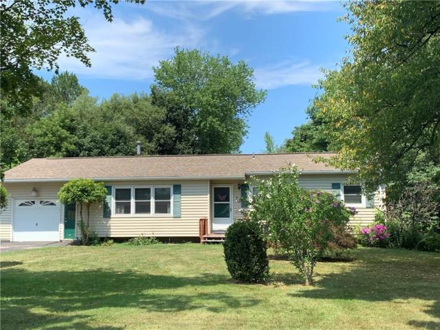 582 Burritt Road, Parma, NY 14468 (MLS #R1213726) :: The CJ Lore Team | RE/MAX Hometown Choice