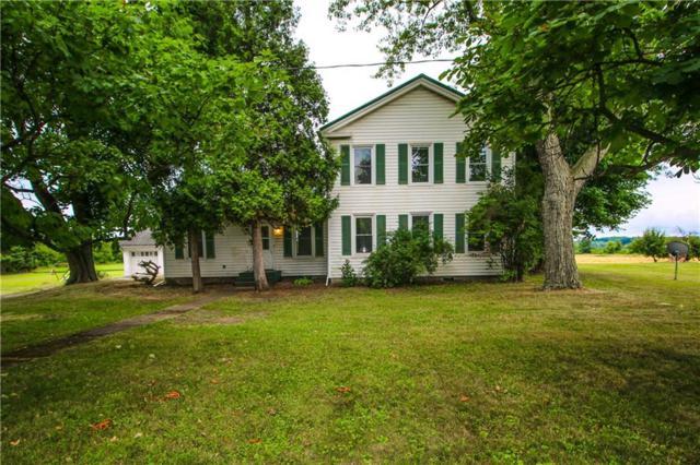 5374 Route 5, Stafford, NY 14143 (MLS #R1213890) :: The Glenn Advantage Team at Howard Hanna Real Estate Services
