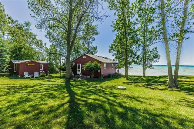 9489 Blind Sodus Bay Road, Wolcott, NY 13143 (MLS #R1214851) :: Thousand Islands Realty
