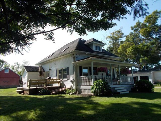 582 East Road, Middlebury, NY 14591 (MLS #R1215317) :: The Glenn Advantage Team at Howard Hanna Real Estate Services