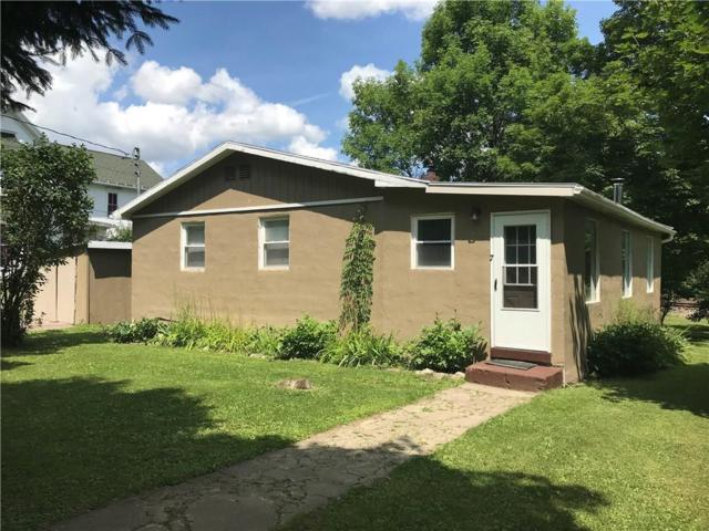 7 West Main Avenue, Cohocton, NY 14808 (MLS #R1215909) :: MyTown Realty