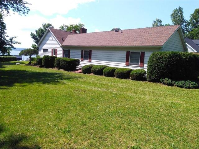 5412 East Lake Road, Varick, NY 14541 (MLS #R1216131) :: The Glenn Advantage Team at Howard Hanna Real Estate Services