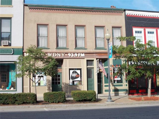 195 & 197 Main Street, North Dansville, NY 14437 (MLS #R1217365) :: 716 Realty Group