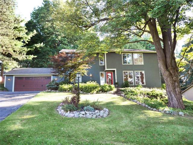 11 Wandering Trail, Pittsford, NY 14534 (MLS #R1224487) :: The CJ Lore Team | RE/MAX Hometown Choice