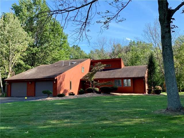 841 Parma Center Road, Parma, NY 14468 (MLS #R1224726) :: BridgeView Real Estate Services
