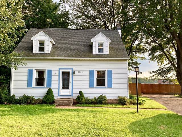 1855 Lehigh Station Road, Henrietta, NY 14467 (MLS #R1225001) :: The Rich McCarron Team
