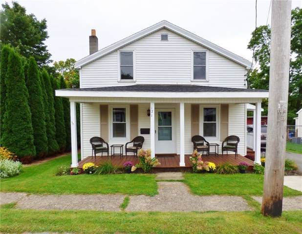 171 Water St Road, Lyons, NY 14489 (MLS #R1225250) :: Updegraff Group