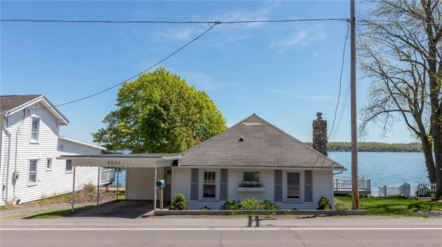 3551 County Road 16, Canandaigua-Town, NY 14424 (MLS #R1225383) :: Robert PiazzaPalotto Sold Team