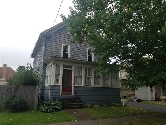 105 S 18th Street, Olean-City, NY 14760 (MLS #R1225472) :: Robert PiazzaPalotto Sold Team