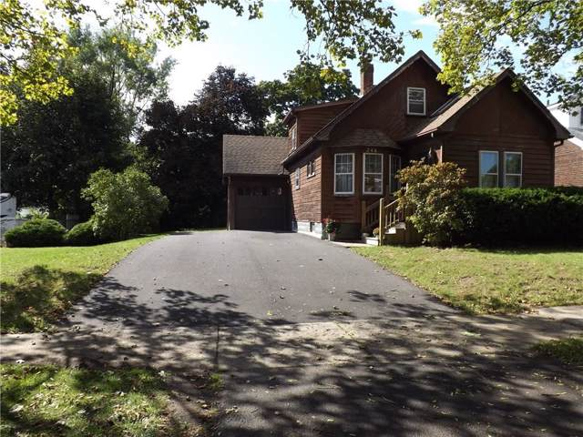 246 Crestwood Boulevard, Gates, NY 14624 (MLS #R1225805) :: BridgeView Real Estate Services