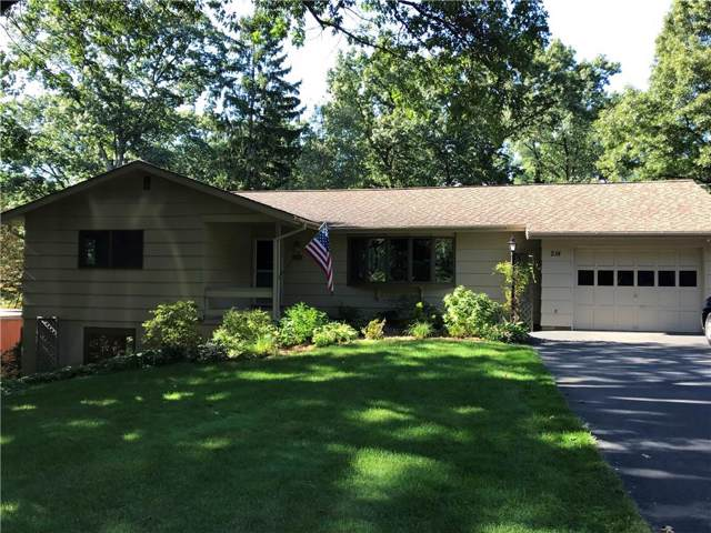 214 Stony Point Trail, Webster, NY 14580 (MLS #R1225905) :: Robert PiazzaPalotto Sold Team