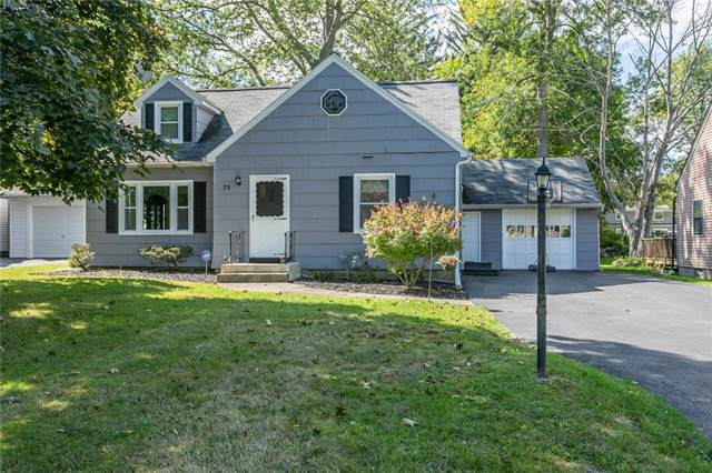 75 Crestfield Dr, Irondequoit, NY 14617 (MLS #R1225957) :: Updegraff Group