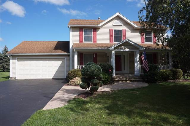 133 Lansmere Way, Ogden, NY 14624 (MLS #R1225960) :: The CJ Lore Team | RE/MAX Hometown Choice