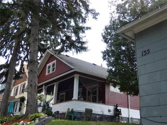 141 Norton Street, Rochester, NY 14621 (MLS #R1226093) :: BridgeView Real Estate Services