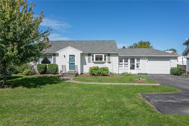 1840 Ridge Road, Webster, NY 14580 (MLS #R1226184) :: The CJ Lore Team | RE/MAX Hometown Choice