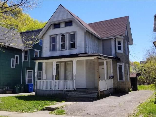 77 Grand Avenue, Rochester, NY 14609 (MLS #R1226223) :: The Rich McCarron Team