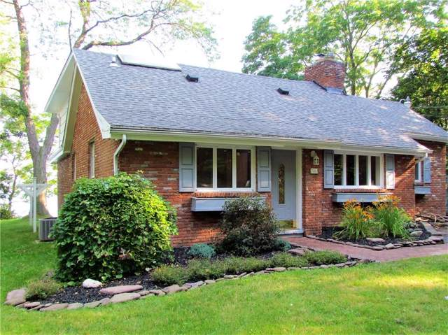 928 Lake Road, Webster, NY 14580 (MLS #R1226381) :: The Rich McCarron Team