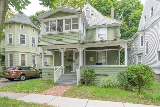 33 Amherst Street, Rochester, NY 14607 (MLS #R1226406) :: Robert PiazzaPalotto Sold Team