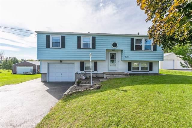 6107 Ridge Chapel Road, Williamson, NY 14589 (MLS #R1226541) :: The CJ Lore Team | RE/MAX Hometown Choice