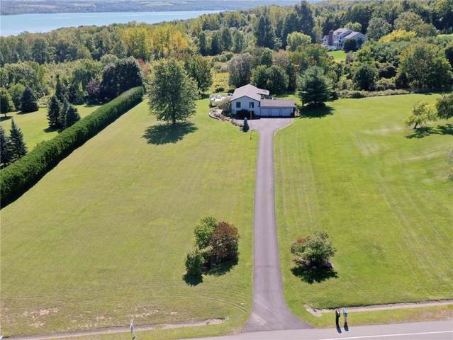 4991 Wyffels Road, Canandaigua-Town, NY 14424 (MLS #R1226584) :: Robert PiazzaPalotto Sold Team