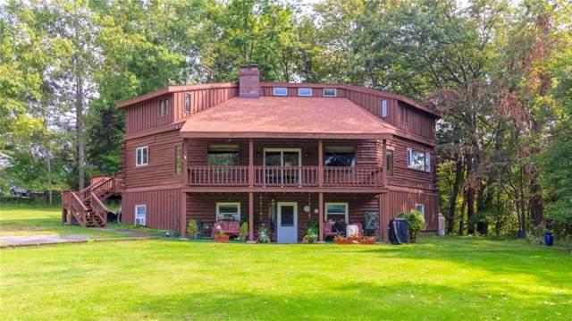 40 Lake Shore Road, Lansing, NY 14882 (MLS #R1226594) :: The Glenn Advantage Team at Howard Hanna Real Estate Services