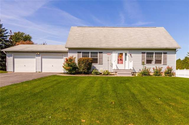3636 Middle Cheshire Road, Canandaigua-Town, NY 14424 (MLS #R1226633) :: Robert PiazzaPalotto Sold Team