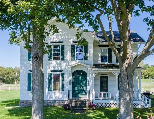 2374 Maple Avenue, Palmyra, NY 14522 (MLS #R1226680) :: The Glenn Advantage Team at Howard Hanna Real Estate Services