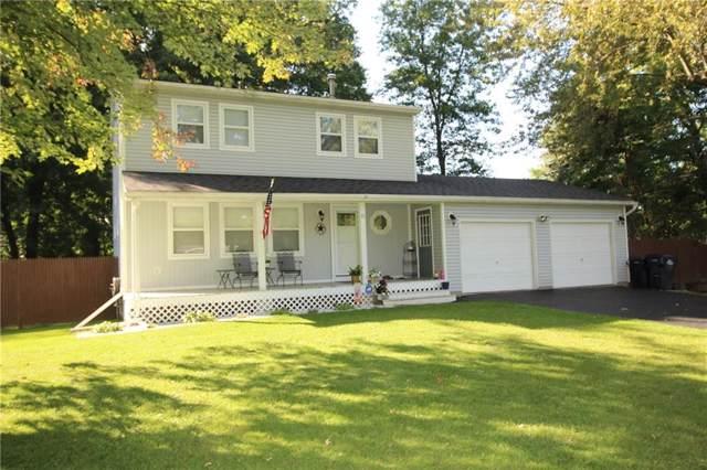 21 Holiday Road, Henrietta, NY 14623 (MLS #R1226800) :: The CJ Lore Team   RE/MAX Hometown Choice