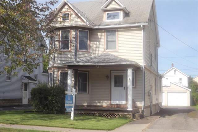 221 E Commercial Street, East Rochester, NY 14445 (MLS #R1226814) :: MyTown Realty