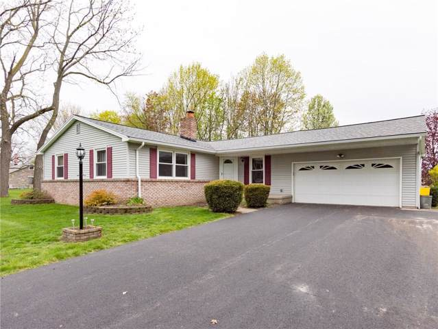 35 Mascot Drive, Greece, NY 14626 (MLS #R1227256) :: The CJ Lore Team | RE/MAX Hometown Choice