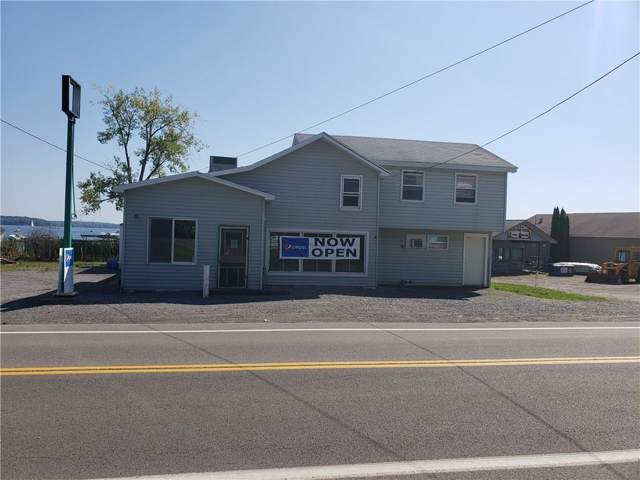 7418 State Route 14, Sodus, NY 14555 (MLS #R1227370) :: The CJ Lore Team   RE/MAX Hometown Choice