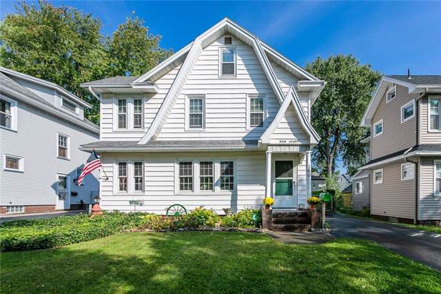 160 Colebourne Road, Rochester, NY 14609 (MLS #R1228141) :: The Glenn Advantage Team at Howard Hanna Real Estate Services