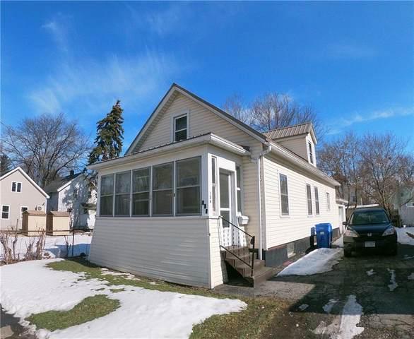 126 Dakota Street, Rochester, NY 14606 (MLS #R1228890) :: Robert PiazzaPalotto Sold Team