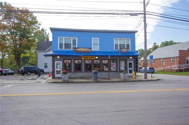 1149 Lyell Avenue, Rochester, NY 14606 (MLS #R1228991) :: Robert PiazzaPalotto Sold Team
