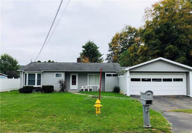 51 University Avenue, Cohocton, NY 14808 (MLS #R1229237) :: Thousand Islands Realty