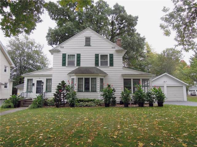 33 Elm Drive, Rochester, NY 14609 (MLS #R1229398) :: The Glenn Advantage Team at Howard Hanna Real Estate Services