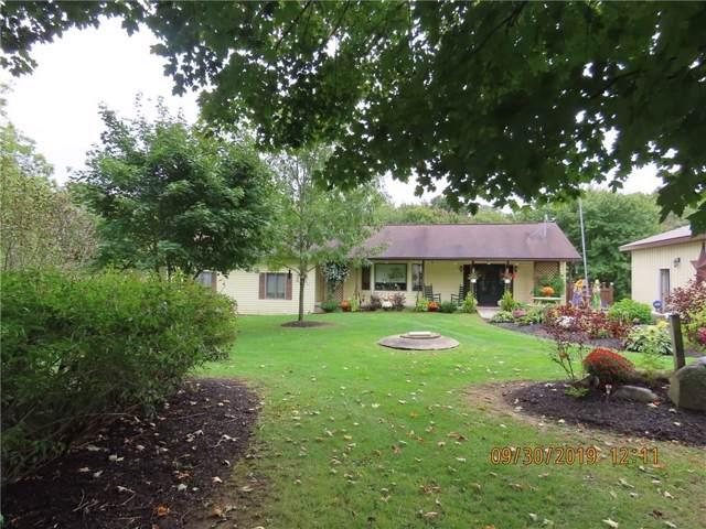 4770 Whiskey Hill Road, Butler, NY 14590 (MLS #R1229540) :: The Glenn Advantage Team at Howard Hanna Real Estate Services