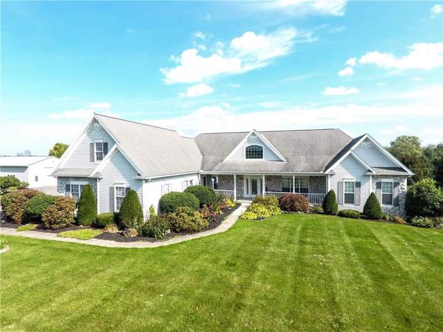 4214 County Line Road, Walworth, NY 14450 (MLS #R1229775) :: Thousand Islands Realty