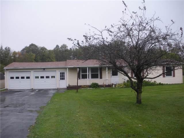 7678 Gilbert Road, Bergen, NY 14416 (MLS #R1229915) :: The Glenn Advantage Team at Howard Hanna Real Estate Services