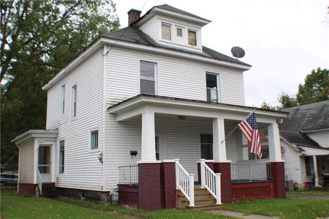 1307 W Sullivan Street, Olean-City, NY 14760 (MLS #R1230338) :: Robert PiazzaPalotto Sold Team